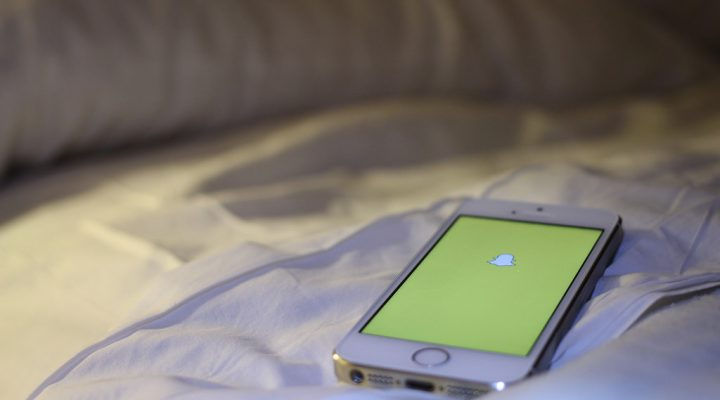 Is Your Teen Sexting on Snapchat?