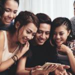 Social Media Use Increase in Summer