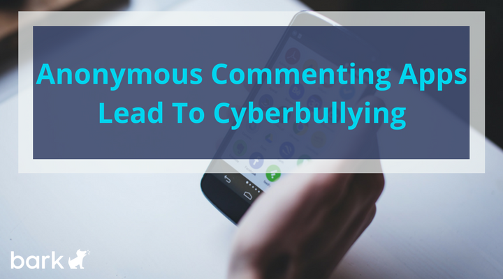 Anonymous Cyberbullying