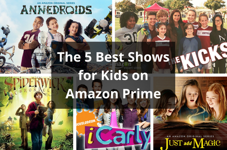 amazon prime shows for tweens