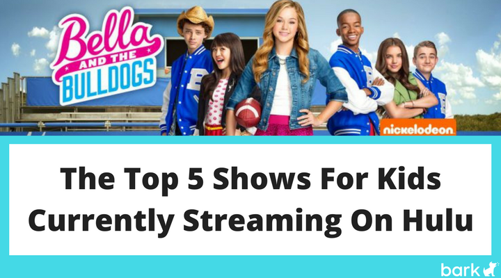 Shows currently on hulu