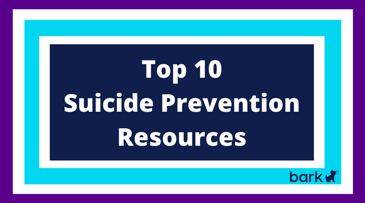 Top 10 Suicide Prevention Resources