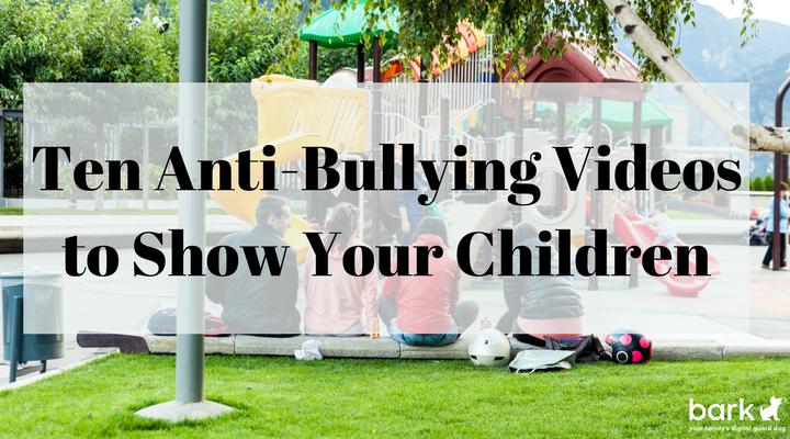 Anti-Bullying Videos