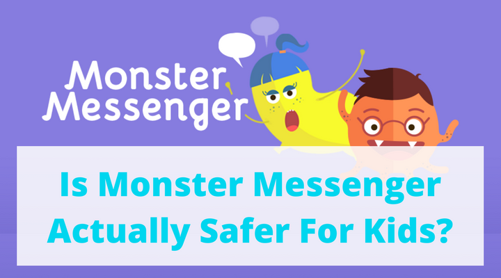 is monster messenger safe