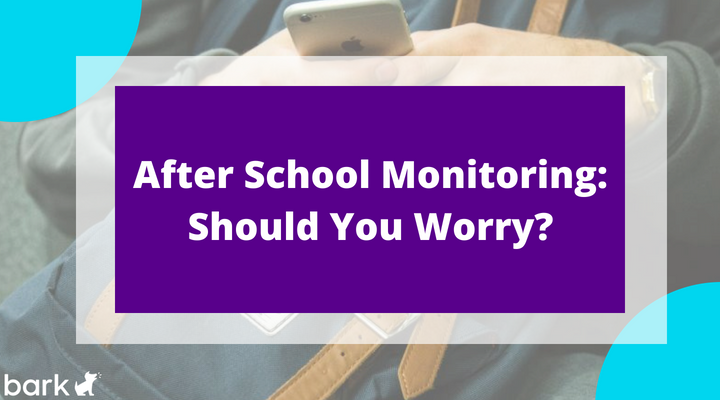 after school monitoring