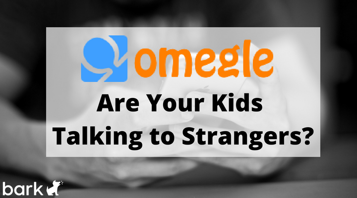Omegle unmonitored chat