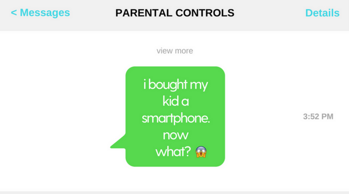 What You Should Know About Parental Control Settings On Smartphones
