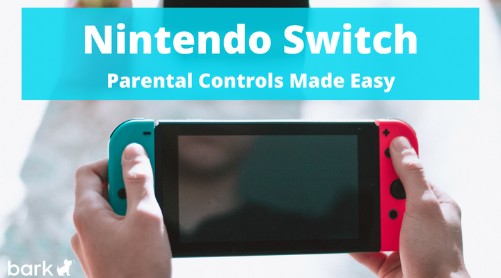 Nintendo Switch: Parental Controls Made Easy