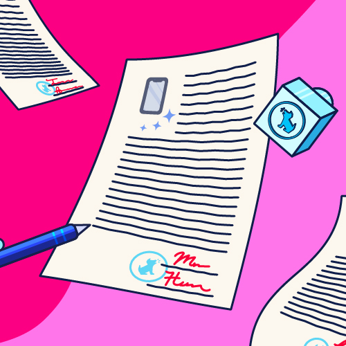 Create A Technology Contract With Your Family