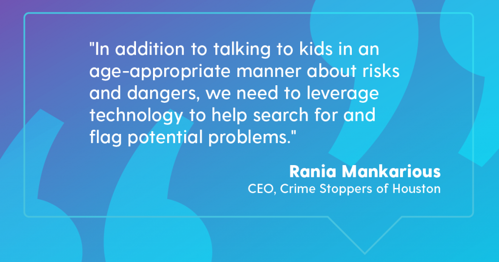 Rania Mankarious Quote