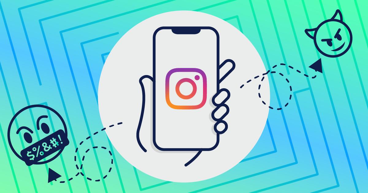 Instagram Stop Cyberbullying