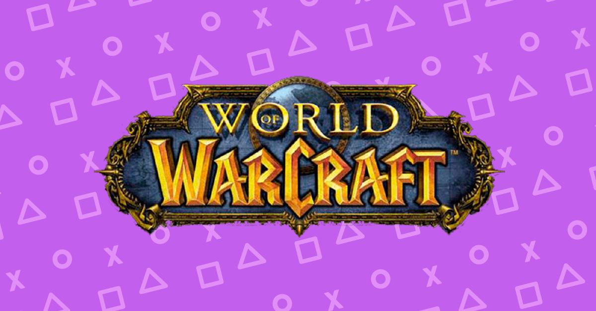 World of Warcraft parental controls