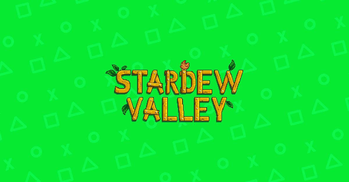 Stardew Valley parental controls