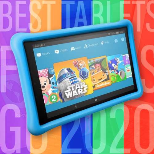 Top 5 Tablets for Kids in 2021