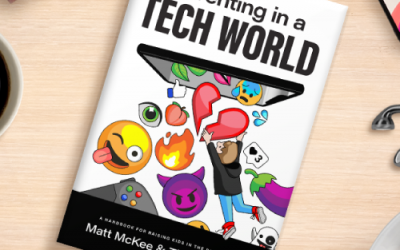 Parenting in a Tech World: One of the Best Parenting Books of the Year