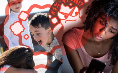 Traditional Bullying vs. Cyberbullying