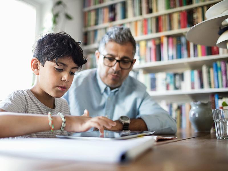 testimonials parent and child homework