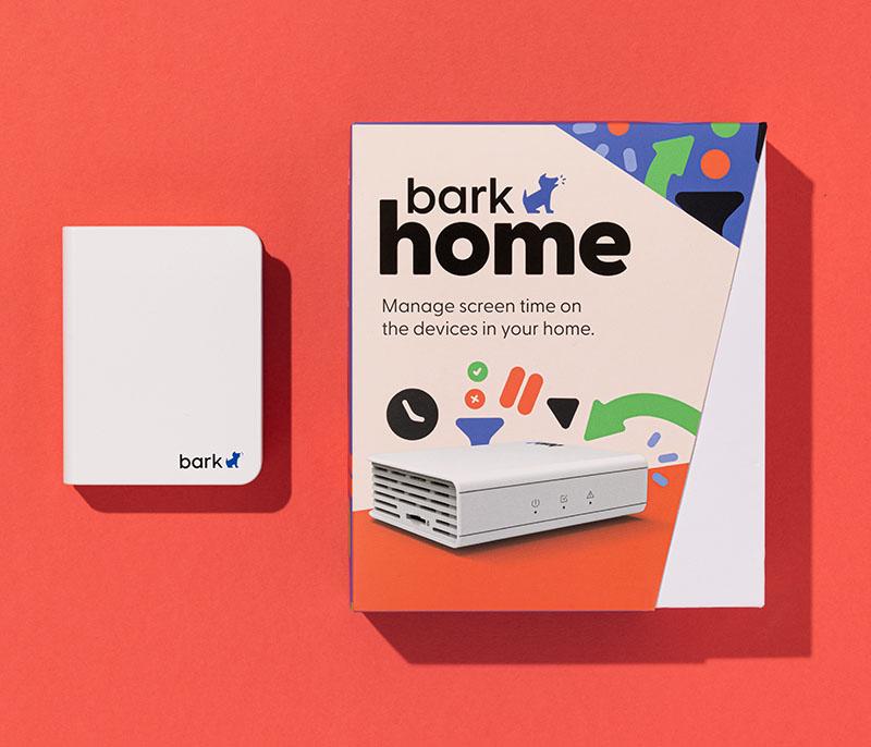 bark home product shot