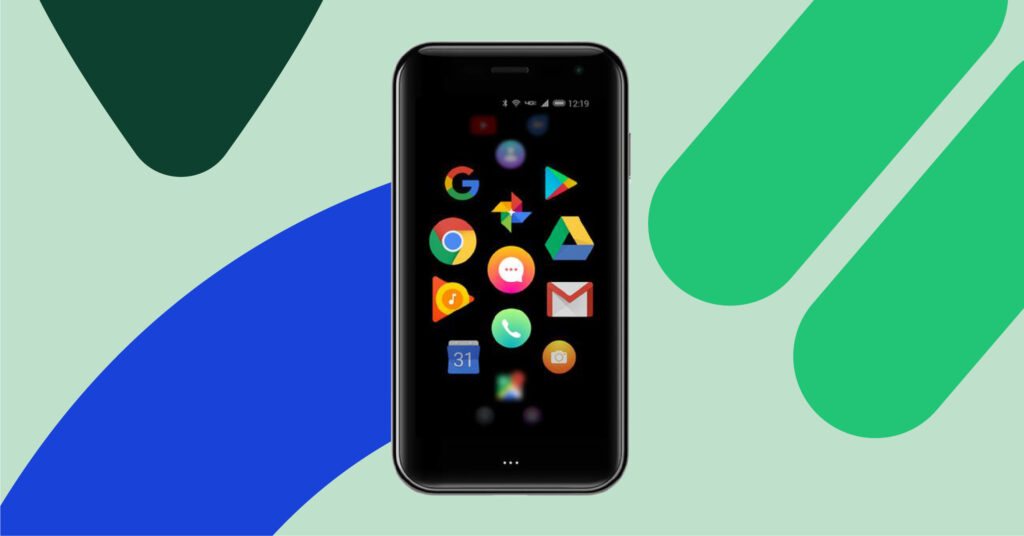 Phone for kids - Palm
